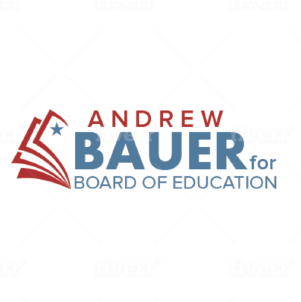 Political campaign logo - Andrew Bauer