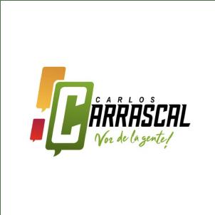 Political campaign logo - Carlos Carrascal