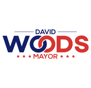 Political campaign logo - David Woods