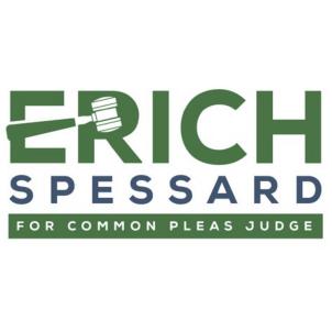 Political campaign logo - Erich Spessard