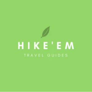 Travel Agent Logo - Hike'em