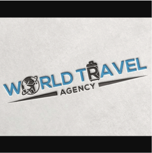 Travel Agent Logo - World Travel Agency
