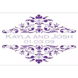 Kayla and Josh Wedding logo