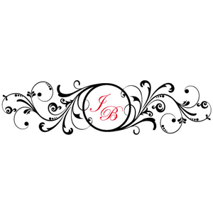 J&B Wedding logo