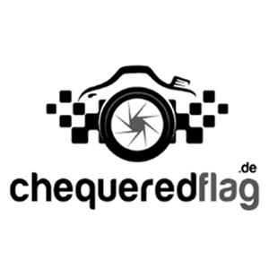 Photography logo - Chequered Flag