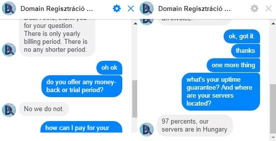 Domain Regisztracio Kft
