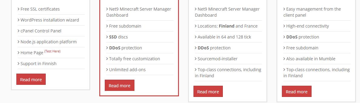 Net9 features