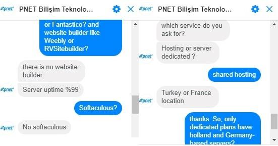 PNET support ii 1