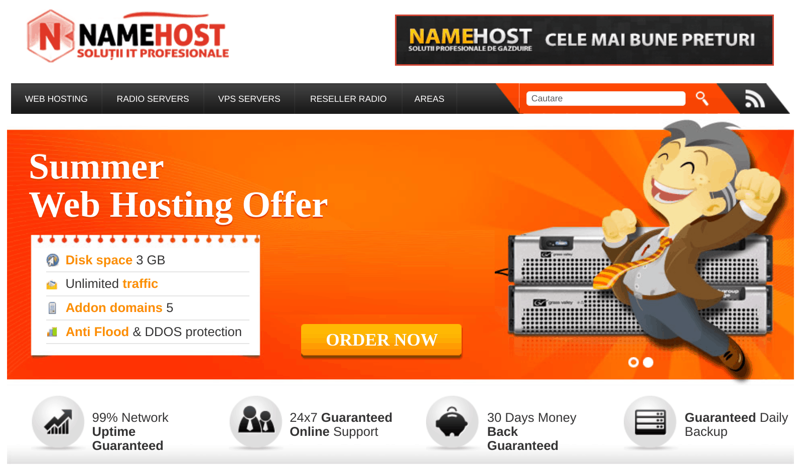 NameHost