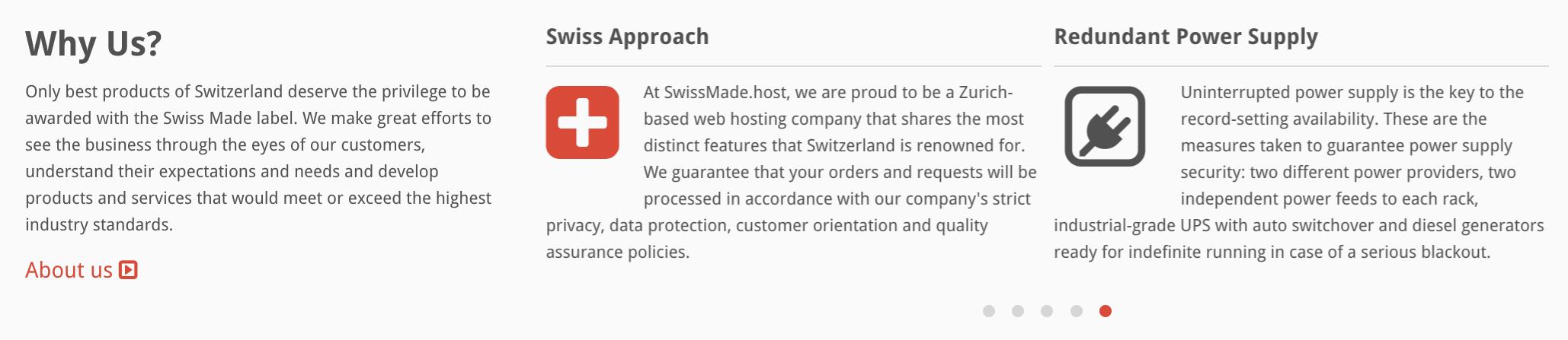 SwissMade.Host
