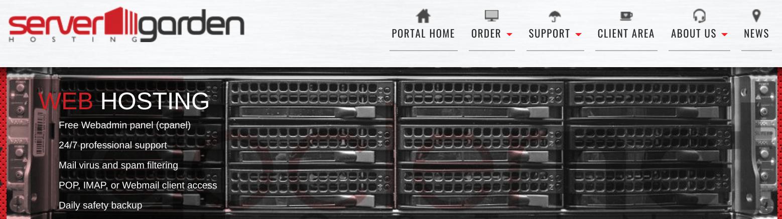 Servergarden