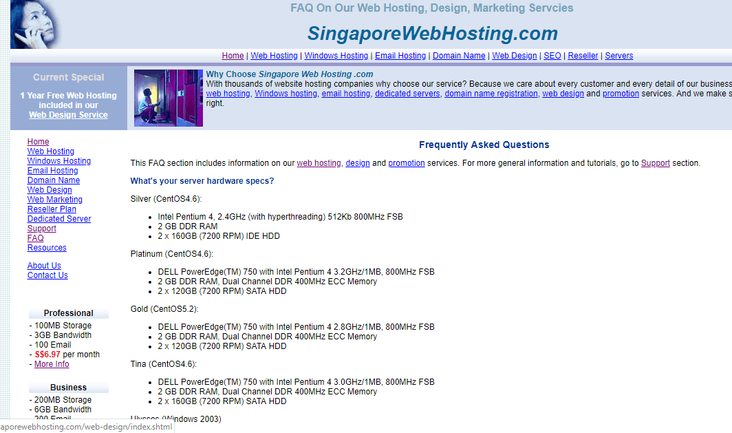 SingaporeWebHosting.com