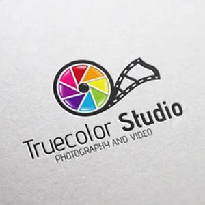 Photography logo - Truecolor Studio