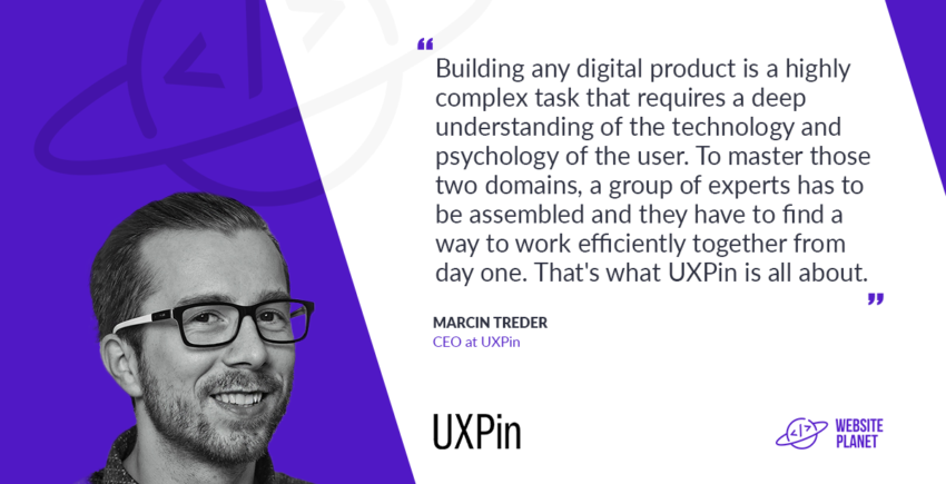 Designers and Programmers Work Together with UXPin Prototype Design Platform