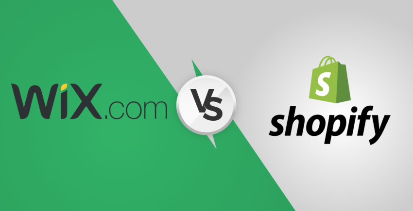 Wix vs. Shopify for E-Commerce – Which Is Right (FOR YOU) in 2019?