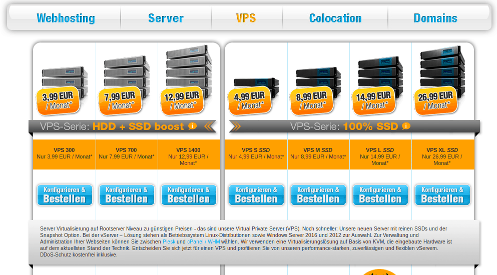 6 beste Windows-VPS-Hosting-Anbieter 2021