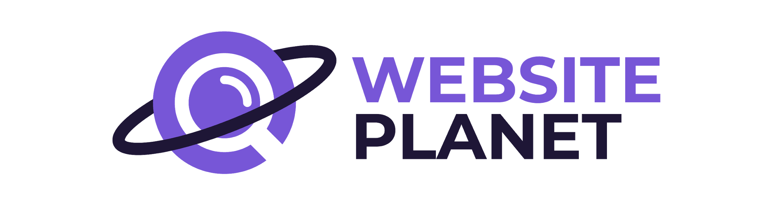 Website Planet sample logo