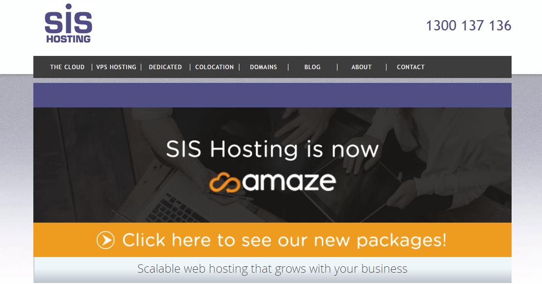 SIS Hosting
