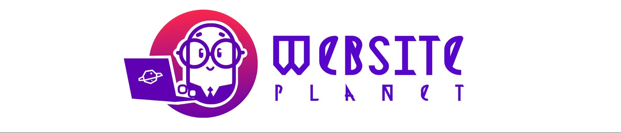 Website Planet logo from Fiverr - juancharles