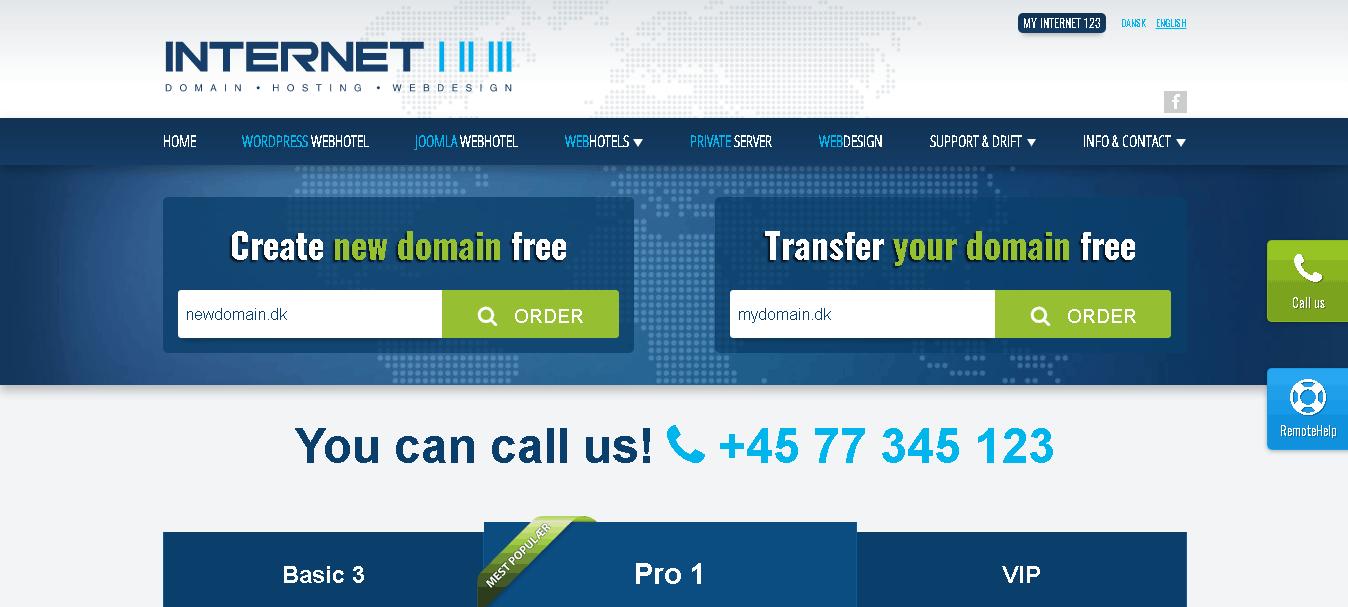 internet123 main