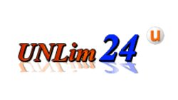 unlim24 logo rectangular