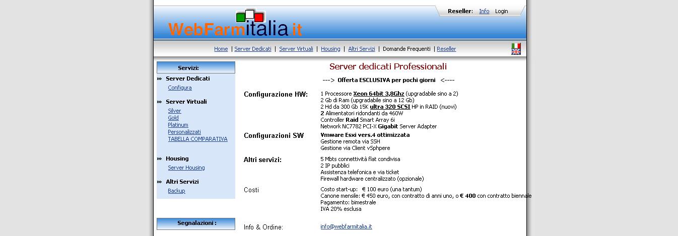 webfarmitalia main