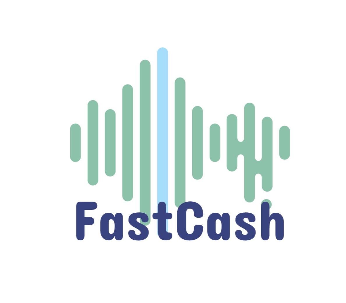Renderforest alternatives - sample logo made with Wix Logo Maker - FastCash