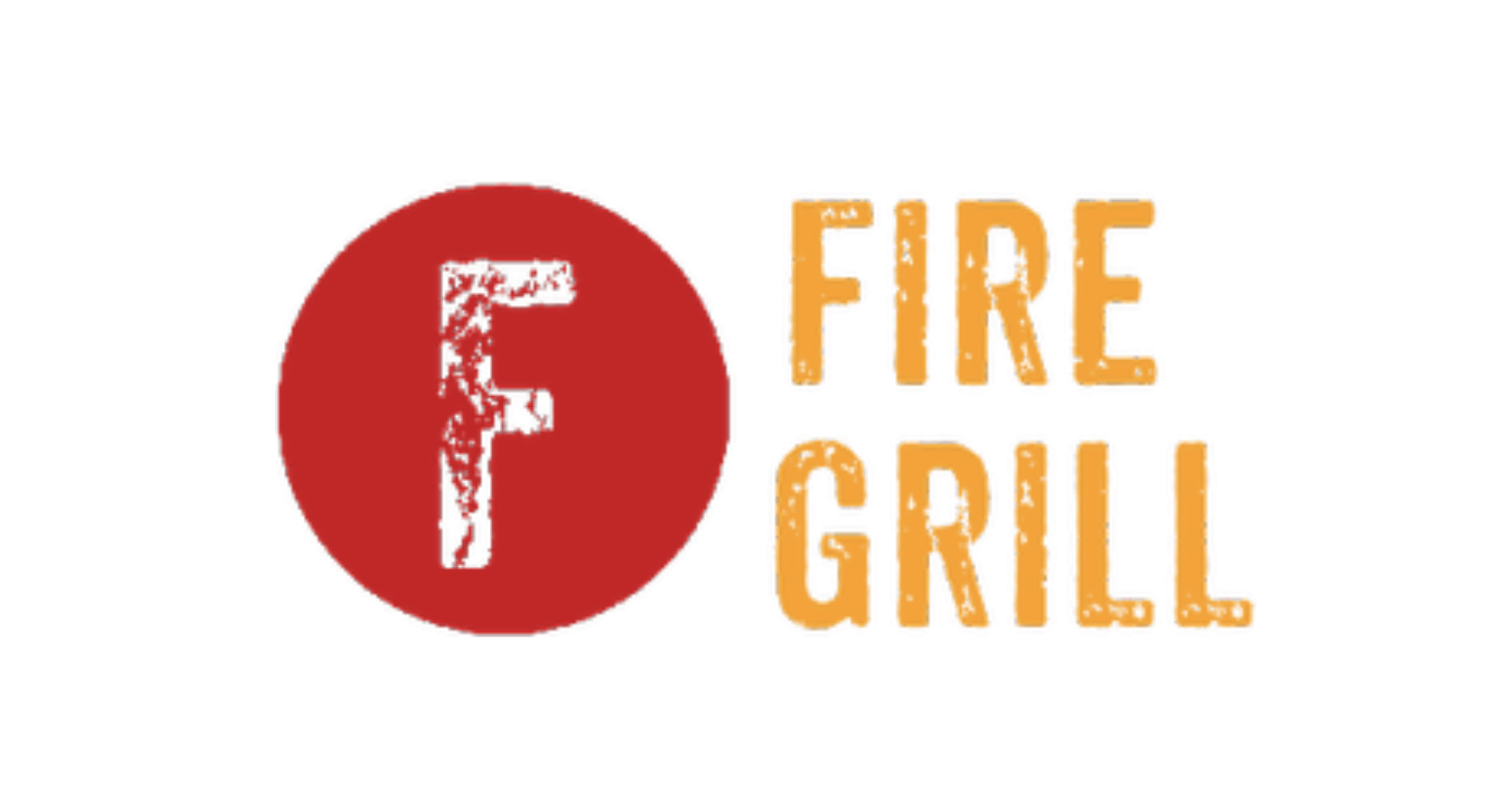 Renderforest alternatives - sample logo made with Tailor Brands - Fire Grill