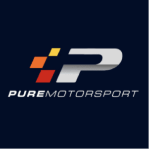 Automotive logo - Pure Motorsport