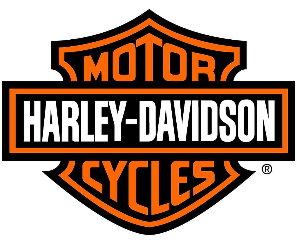 Automotive logo - Harley-Davidson