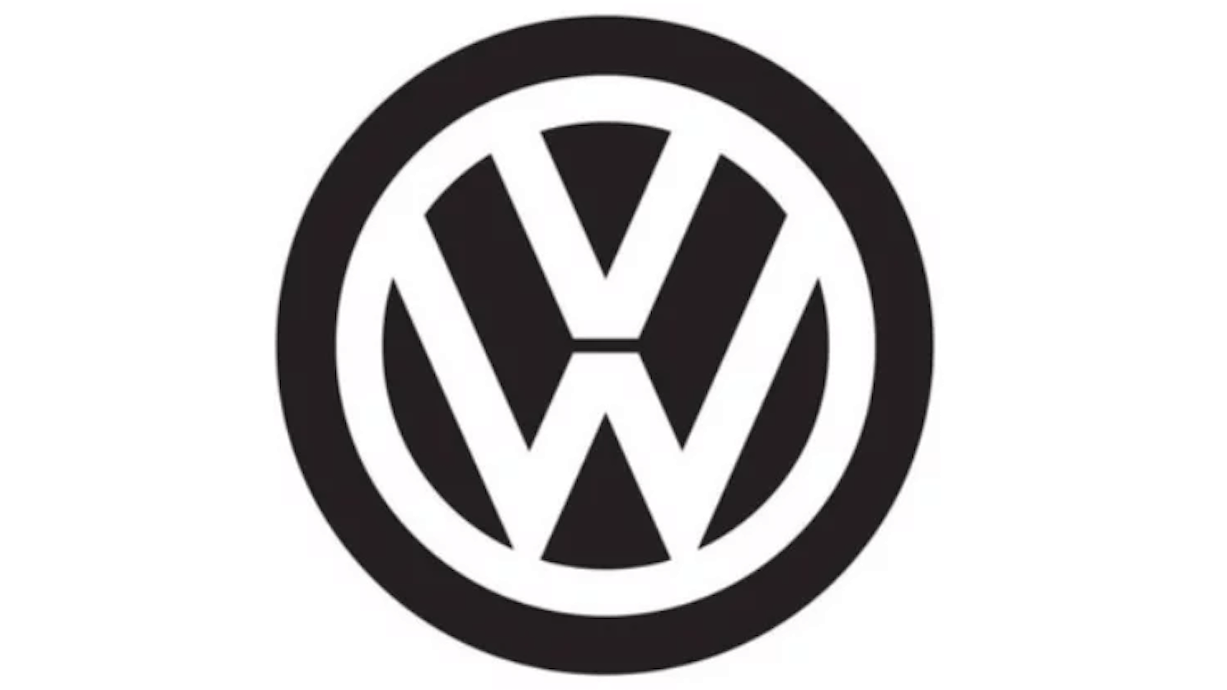 Automotive logo - Volkswagen