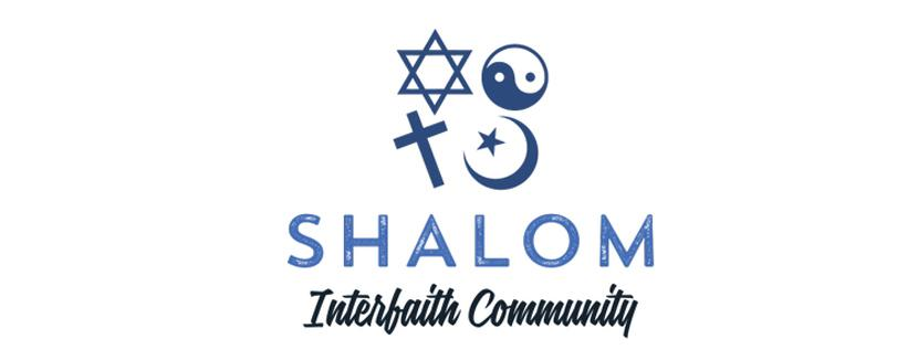 Sample logo made with Tailor Brands - Shalom Interfaith Community