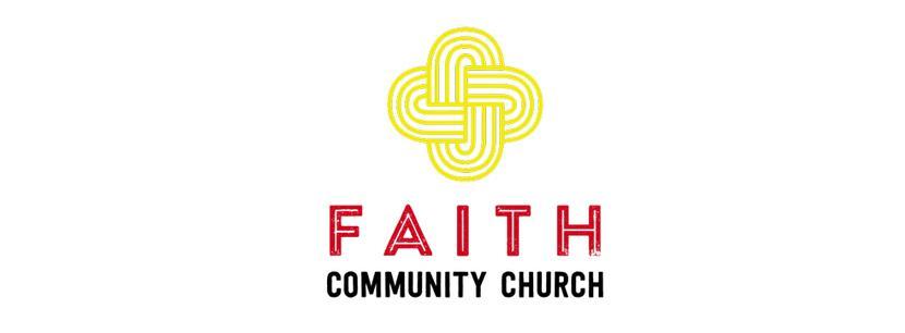 Sample logo made with Tailor Brands - Faith Community Church