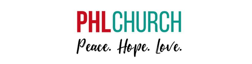 Sample logo made with Tailor Brands - PHL Church