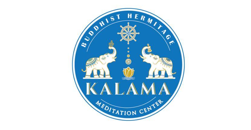 Church logo - Kalama Meditation Center
