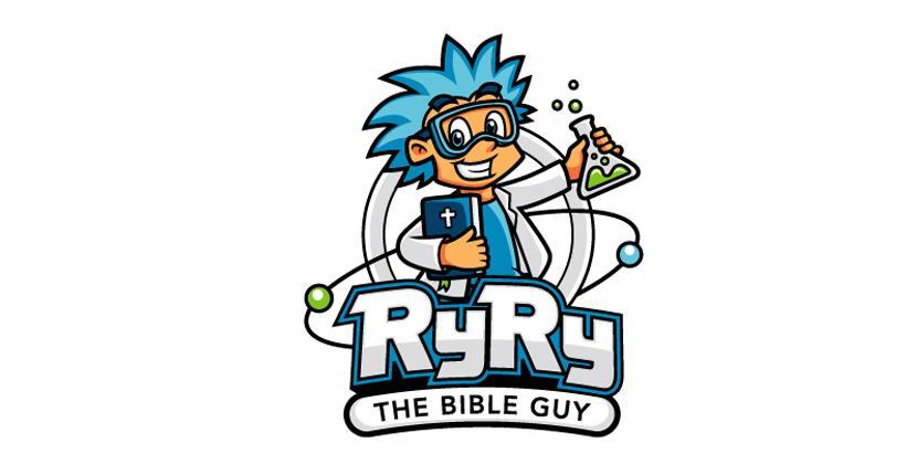 Church logo - RyRy The Bible Guy