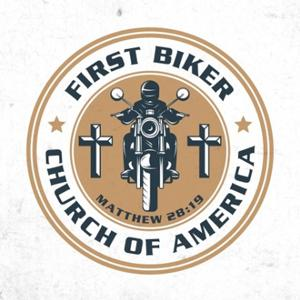 Church logo - First Biker Church of America