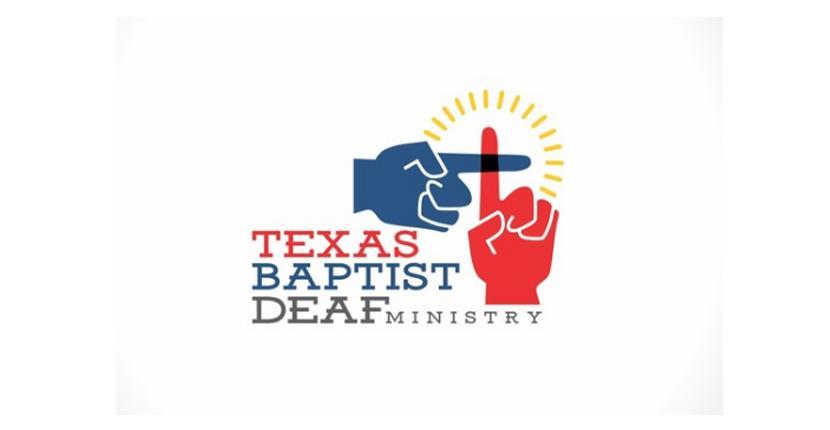 Church logo - Texas Baptist Deaf Ministry