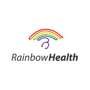 Medical logo - Rainbow Health