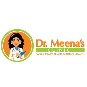 Medical logo - Dr. Meena's Clinic