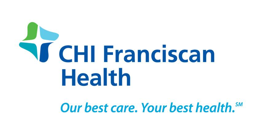 Medical logo - CHI Franciscan Health