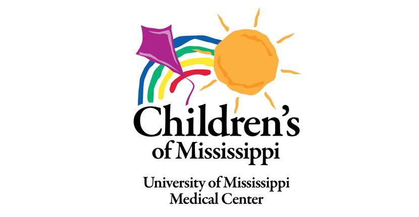 Medical logo - Children's of Mississippi