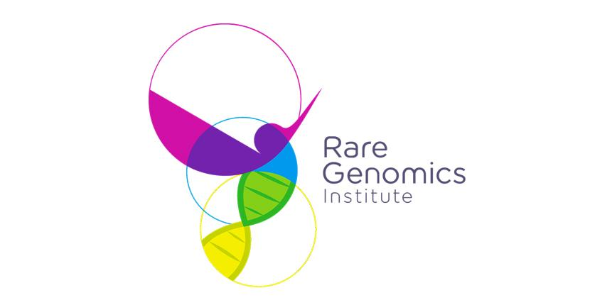 Medical logo - Rare Genomics