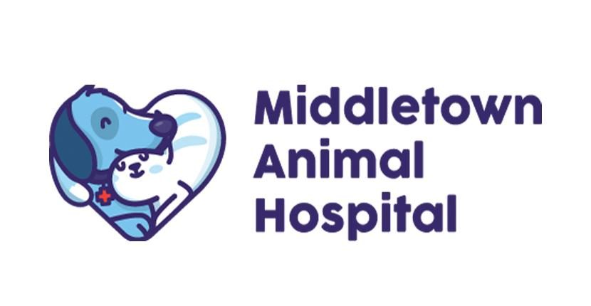 Medical logo - Middletown Animal Hospital