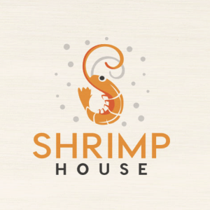 Restaurant logo design - Shrimp House