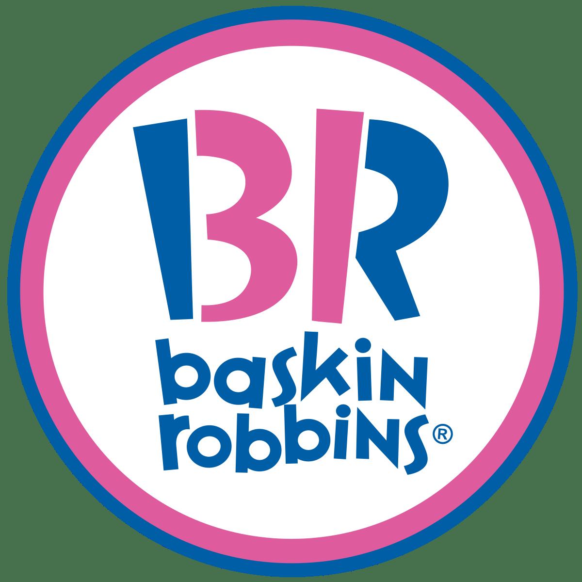 Restaurant logo - Baskin Robbins