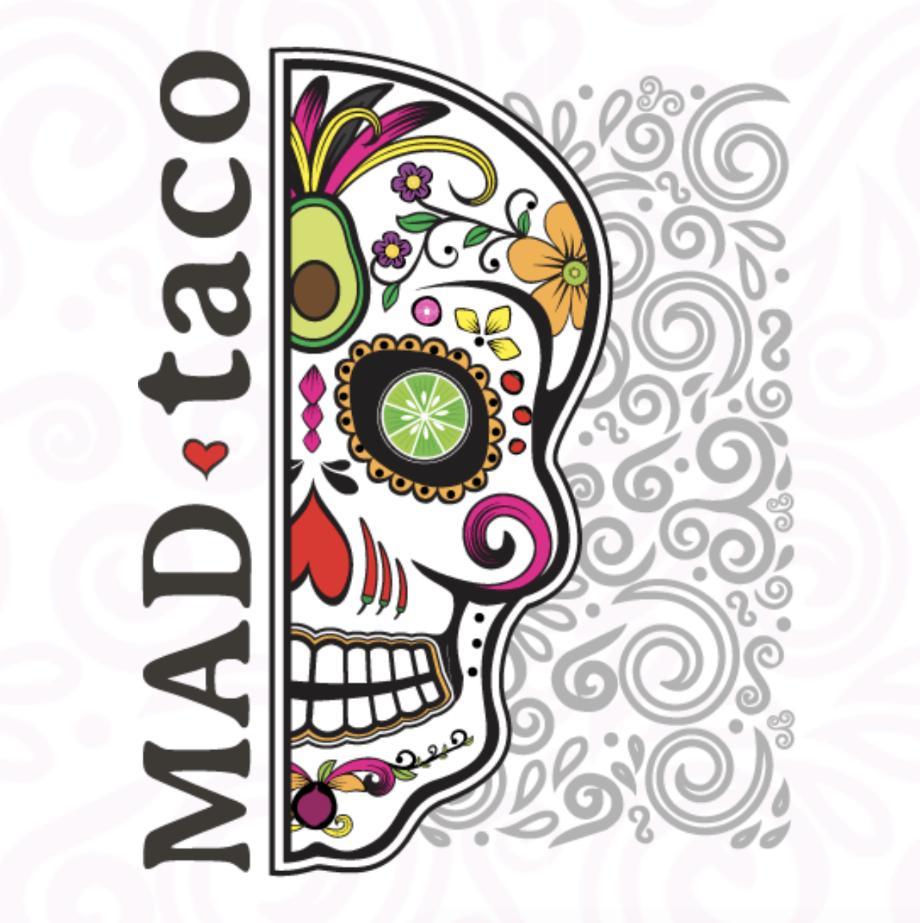 Restaurant logo - MAD Taco
