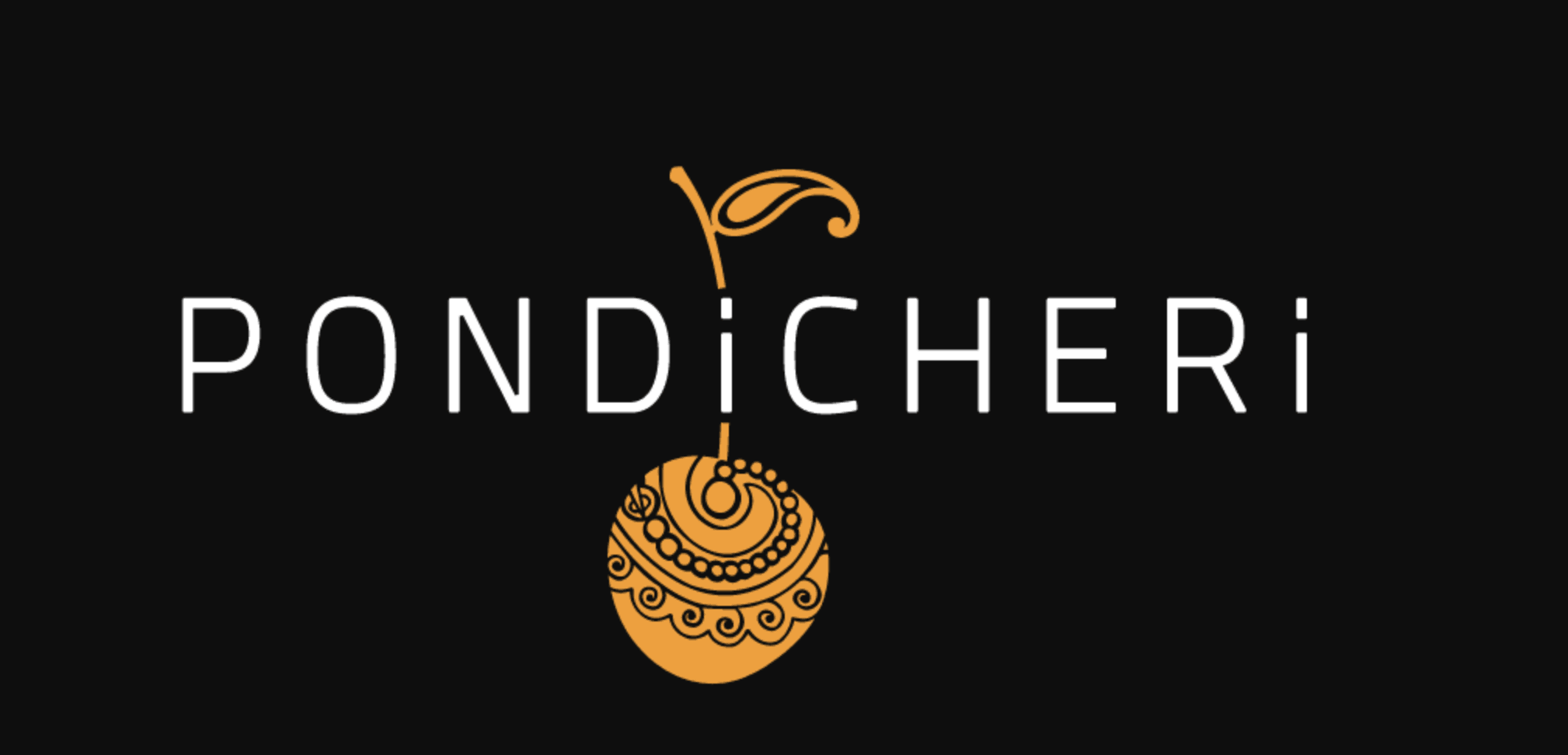 Restaurant logo - Pondicheri