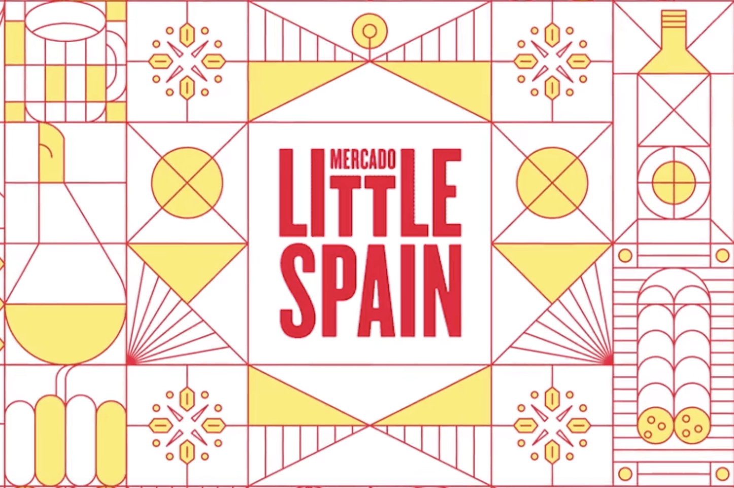 Restaurant logo - Little Spain