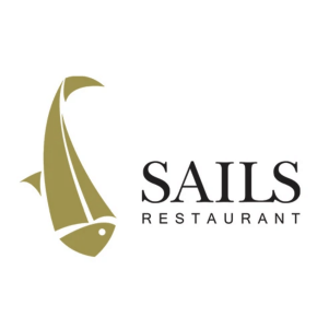 Restaurant logo design - Sails Restaurant